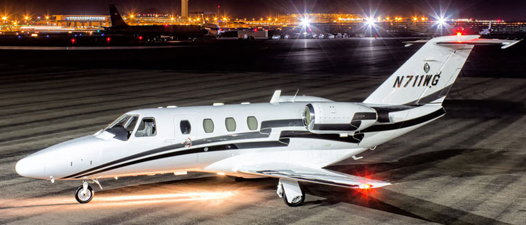 2001 Cessna Citation CJ1 - S/N: 525-0424 - N711WG