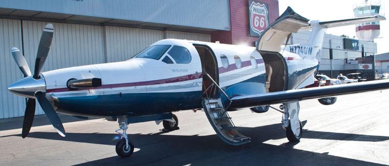 2007 Pilatus PC-12/47 - S/N: 774 - N774GW