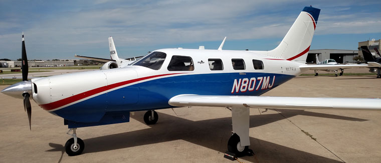 2015 Piper Matrix - S/N: 4692211 - N807MJ