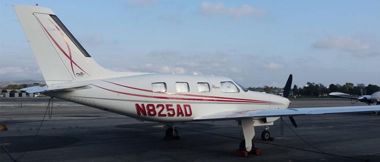 2008 Piper Matrix - S/N: 4692043 - N825AD - Cutter Aircraft Sales