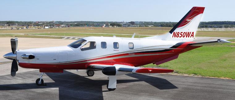 2012 Daher Socata TBM 850 - S/N: 597 - N850WA