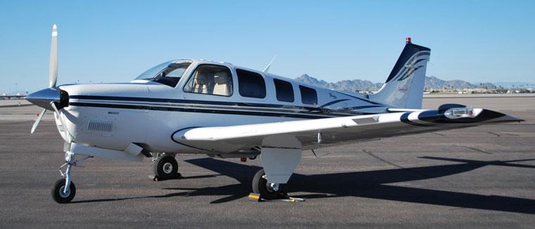 2001 Beechcraft Bonanza A36 - S/N: E-3395 - N859C