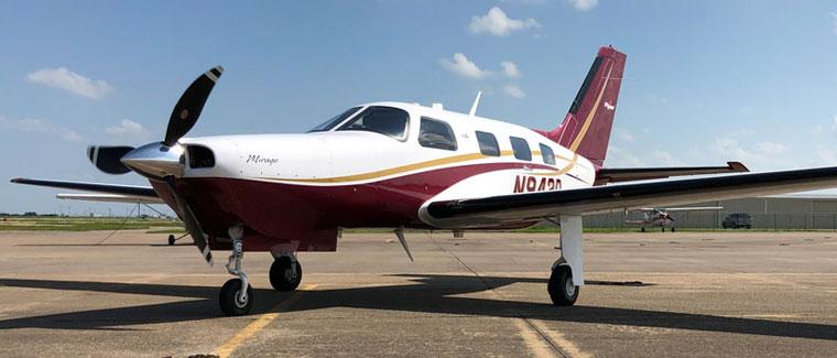 2012 Piper Mirage - S/N: 4636538 - N942B