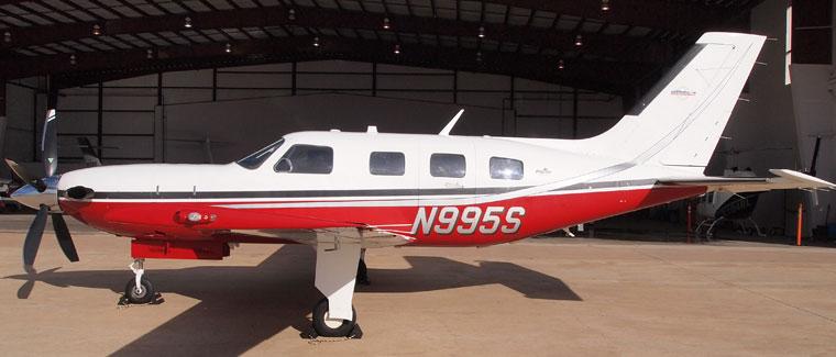 2003 Piper Meridian - S/N: 4697154 - N995S
