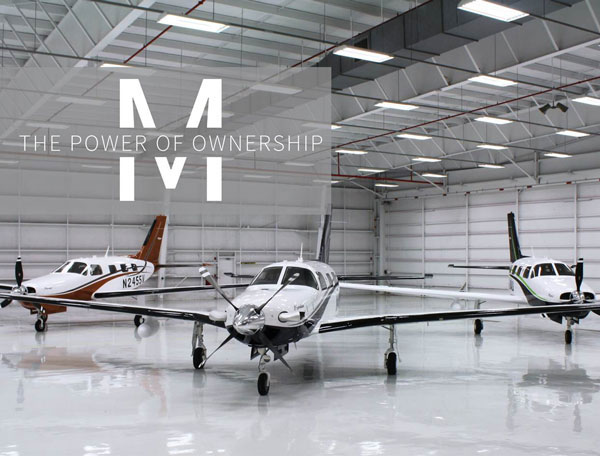 Piper M Power of Ownership - Cutter Aviation