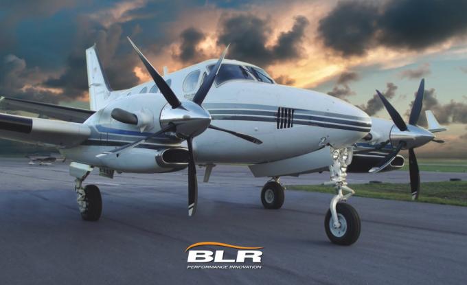 BLR Whisper Prop - Cutter Aviation