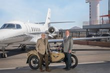 Will and Bill Cutter - Cutter Aviation's 90th Anniversary