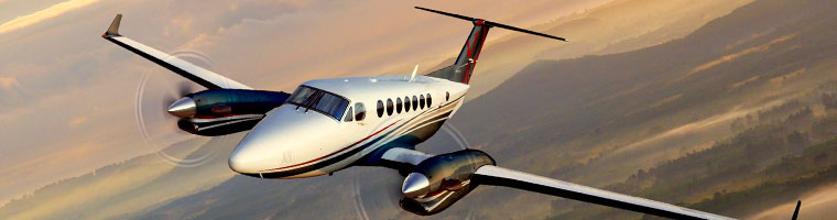 Cutter Aviation - King Air Aircraft Services
