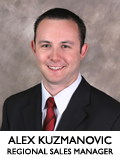 Alex Kuzmanovic - Cutter Piper Sales Team