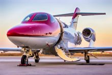 HondaJet - Cutter Aviation Charter Fleet
