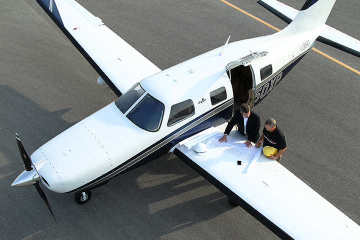 Piper Aircraft Launches M350 Product With the Latest in