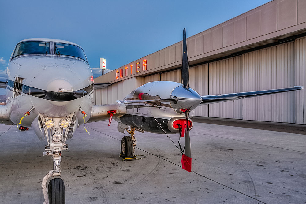 Albuquerque, NM (ABQ) - Cutter Aviation FBO Location | Cutter Aviation