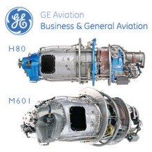 Cutter Aviation Named Authorized Service Center for GE Aviation H80 and M601 Turboprop Engines for Business & General Aviation - Arizona, New Mexico, Texas