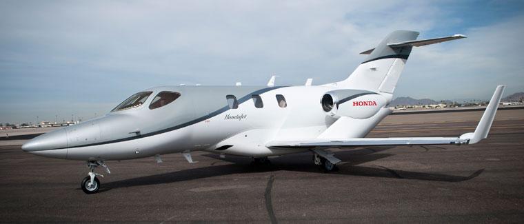 HondaJet HA-420 Wi-Fi - Cutter Aviation Air Charter Fleet