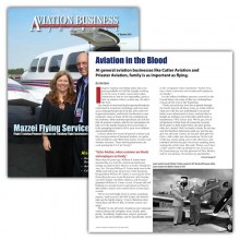 Aviation Business Journal – 4th Quarter 2010 – Cutter Aviation Feature