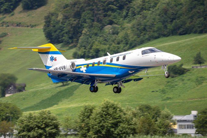 Cutter Aviation Pilatus PC-24