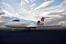 Cutter Flight Management Adds Bombardier Challenger 604 Long-Range Jet to Air Charter Fleet Serving Phoenix / Scottsdale, Arizona - Cutter Aviation / Cutter Flight Management