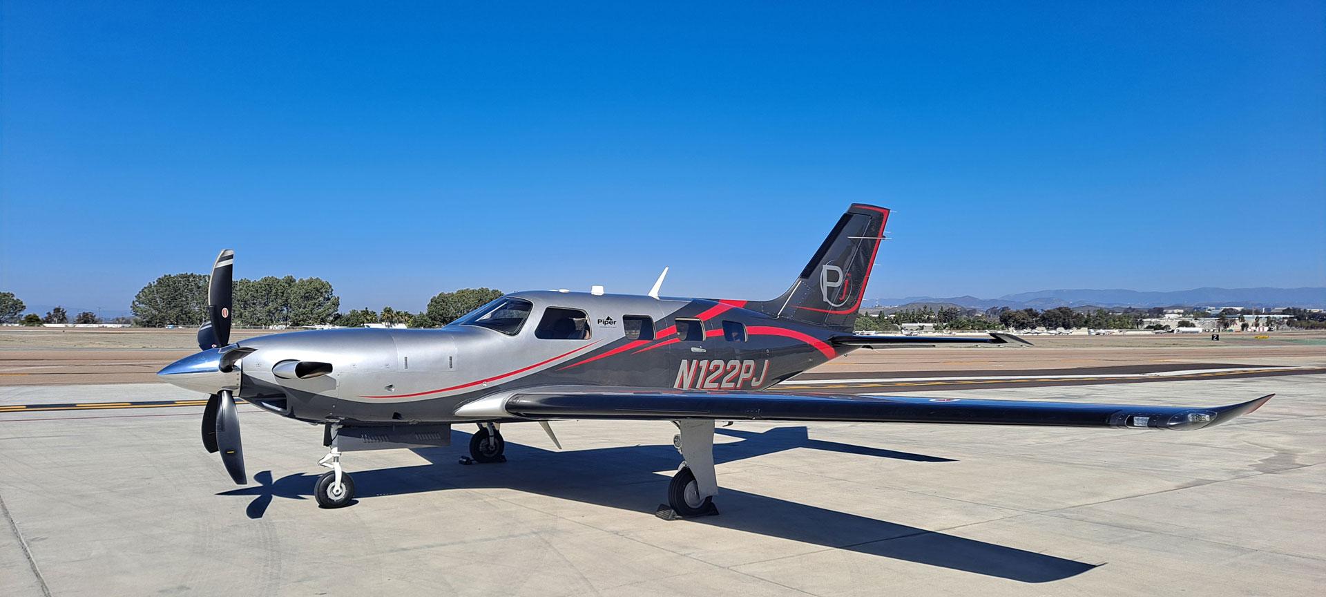 2020 Piper M600 SLS - S/N: 4698110 - N122PJ