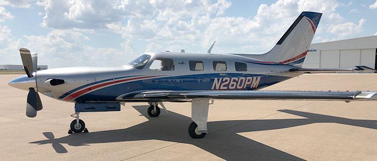 2014 Piper Meridian - S/N: 4697545 - N260PM