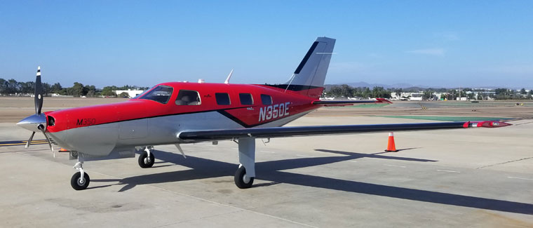 2020 Piper M350 - S/N: 4636758 - N350E - Texas Piper Sales