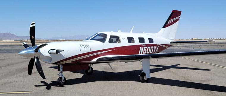 2015 Piper M500 - S/N: 4697602 - N500VX