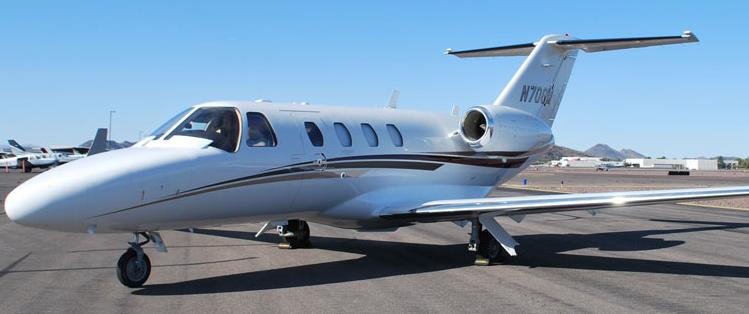 2008 Cessna Citation CJ1+ - S/N: 525-0683 - N70GM