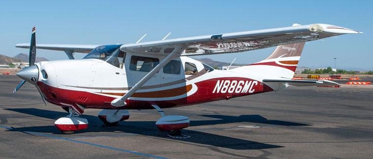 2008 Cessna T206H - S/N: T20608861 - N886MC