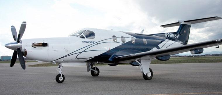 2014 Pilatus PC-12 - S/N: 1470 - N999SV