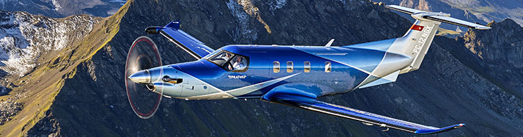 Cutter Aviation - Pilatus Aircraft Services