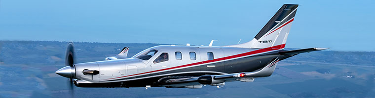 Cutter Aviation - TBM Aircraft Services